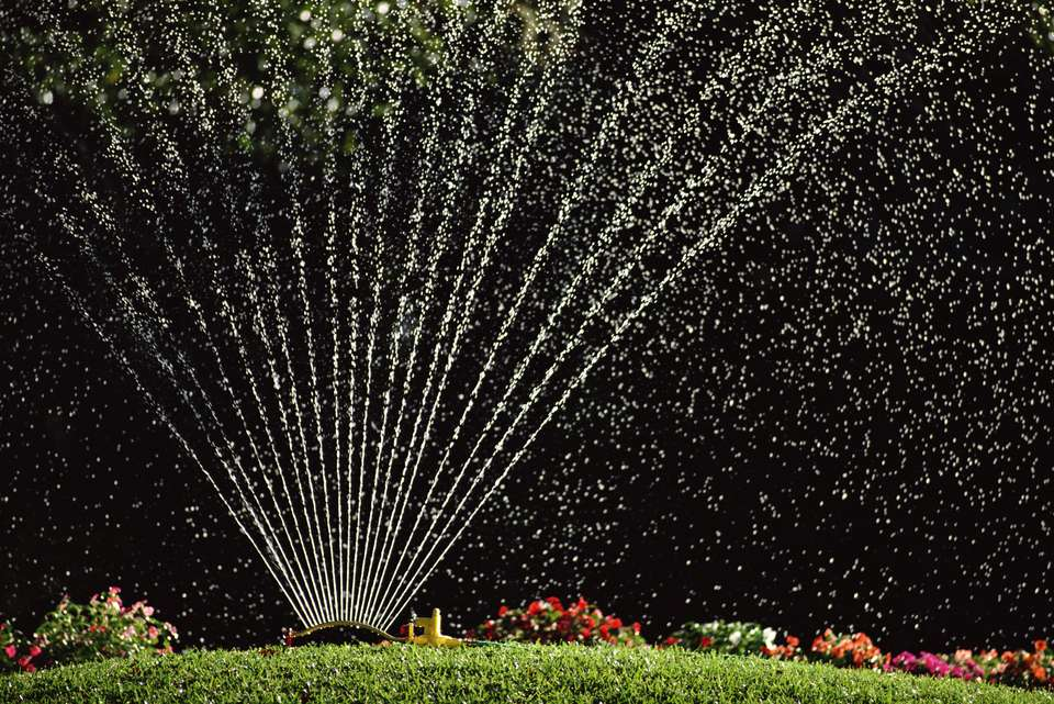 Your new landscape is a living breathing environment.    Watering is vital to its  survival.