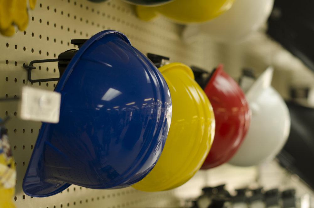 Safety Supplies & Apparel