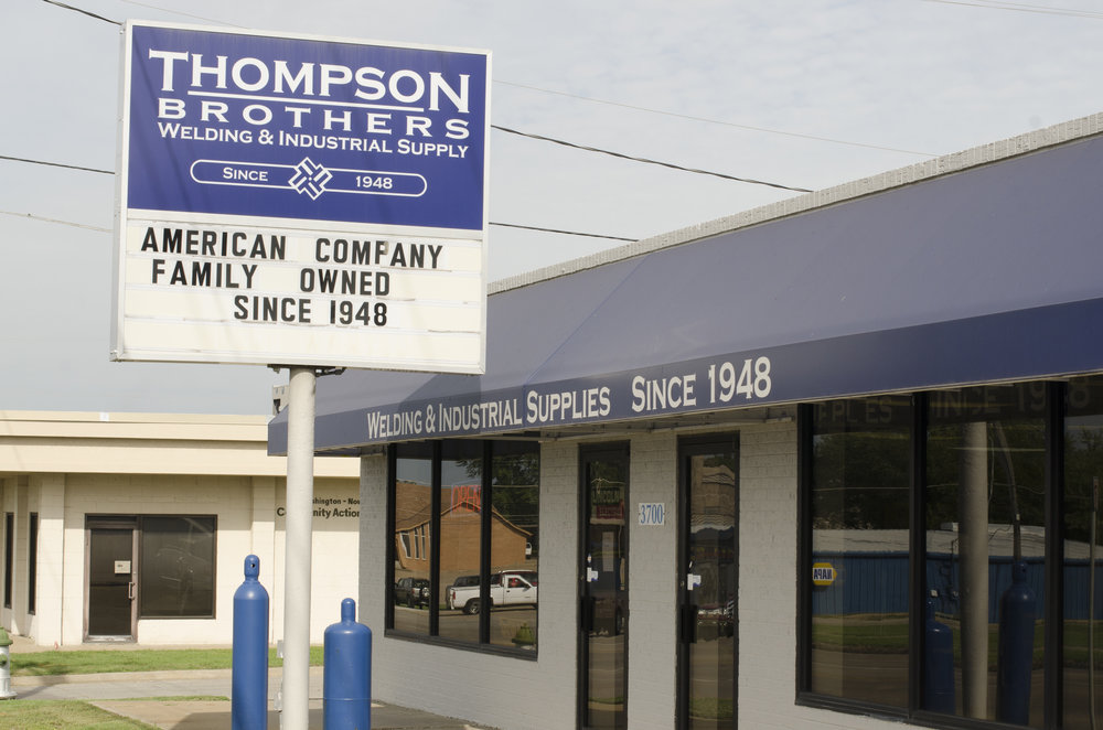Important Dates in 2018 - Thompson Brothers 70th Anniversary Open HouseFriday, June 8 - 10 a.m.-2 p.m.                    3700 E. Tuxedo Blvd.Drawings/Vendor Reps On Site
