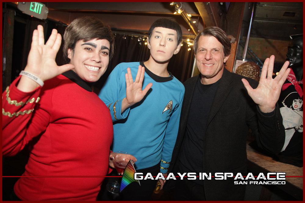 GaaaysInSpaaace-SanFran-4-AdamNimoy-EmilyMcGowan-AmberSommerfeld-TheDragKings.jpg