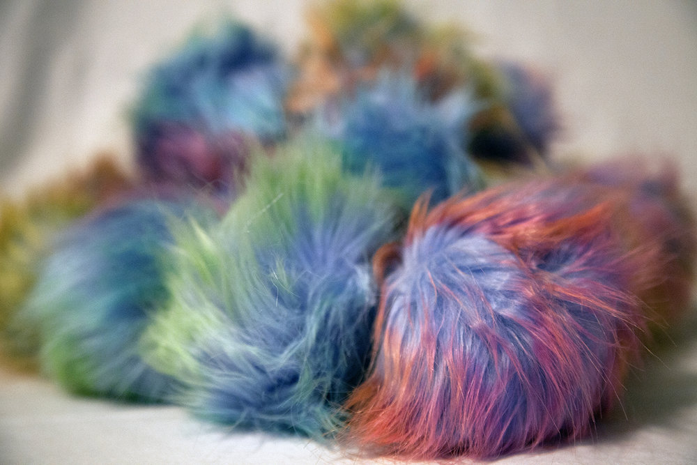 A 'RAINBOW TRIBBLE' OF YOUR VERY OWN