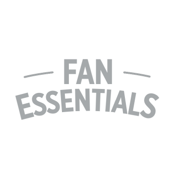 Fan Essentials Fan Essentials delivers the most unique and awesome sports loot straight to your front door! Every month, you will receive a box of sports gear, including apparel, artwork, posters, decorations, small items, etc. If we don't love it, it doesn't go in the box!