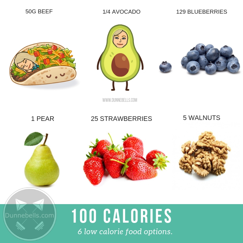 Low calorie foods items - JUST THE TIP TUESDAY.jpg