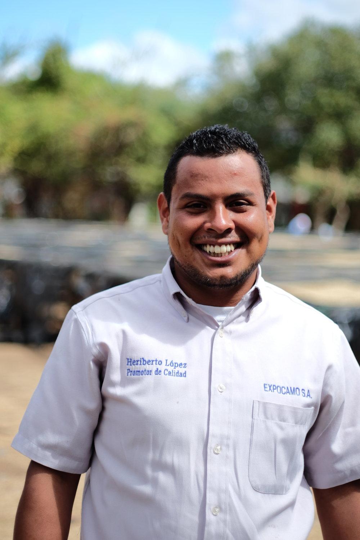 Heriberto Olivas - Quality Promoter