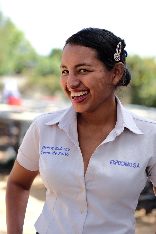 Marbelly Cuadra - Patio Coordinator