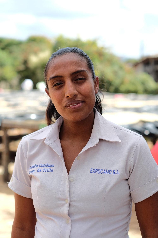 Jackeline Castellanos - Drymill Coordinator