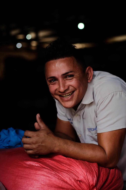 Misael Sevilla - Warehouse Manager