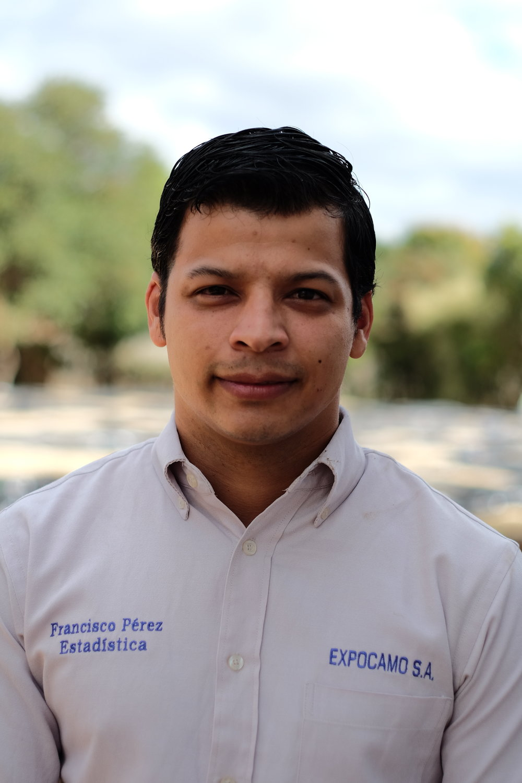 Francisco Peréz - Statistics