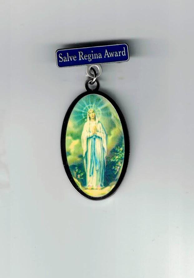 Salve Regina Award