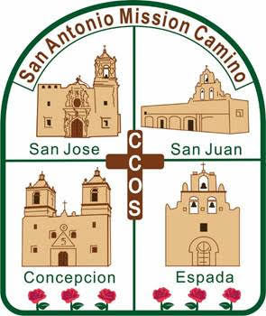 SA Mission Camino Patch