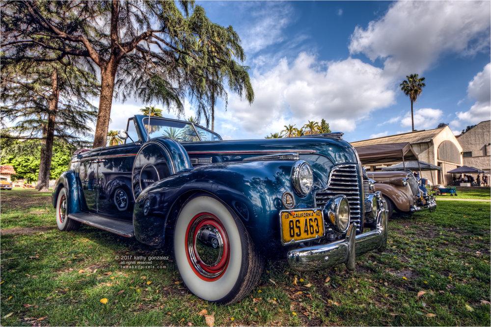 1940 buick century convertible