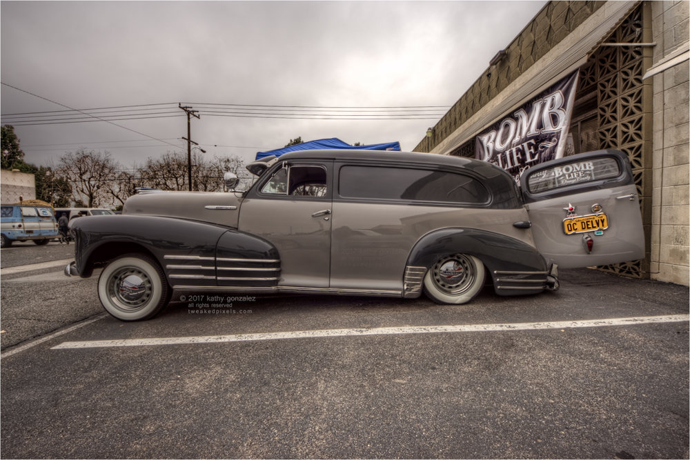 1948 chevy stylemaster delivery truck