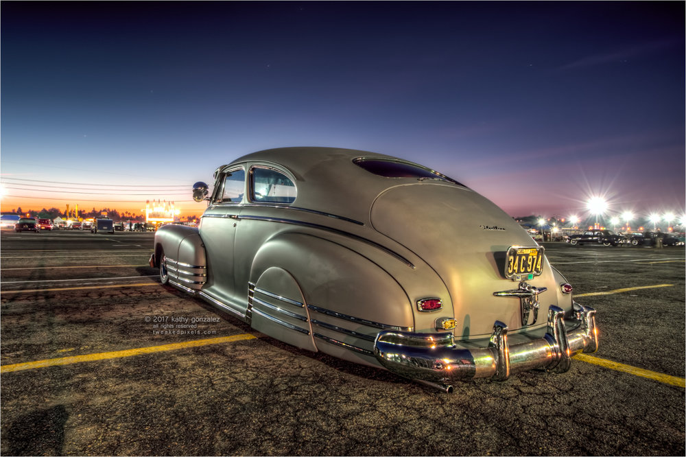 1946 chevy fleetline