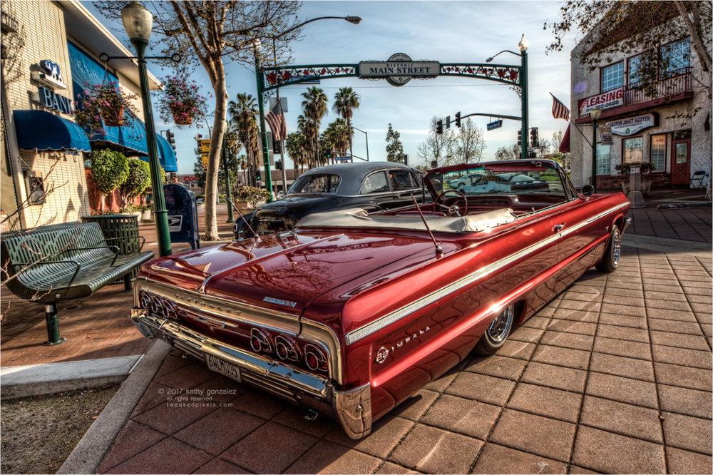 1964 chevrolet impala convertible