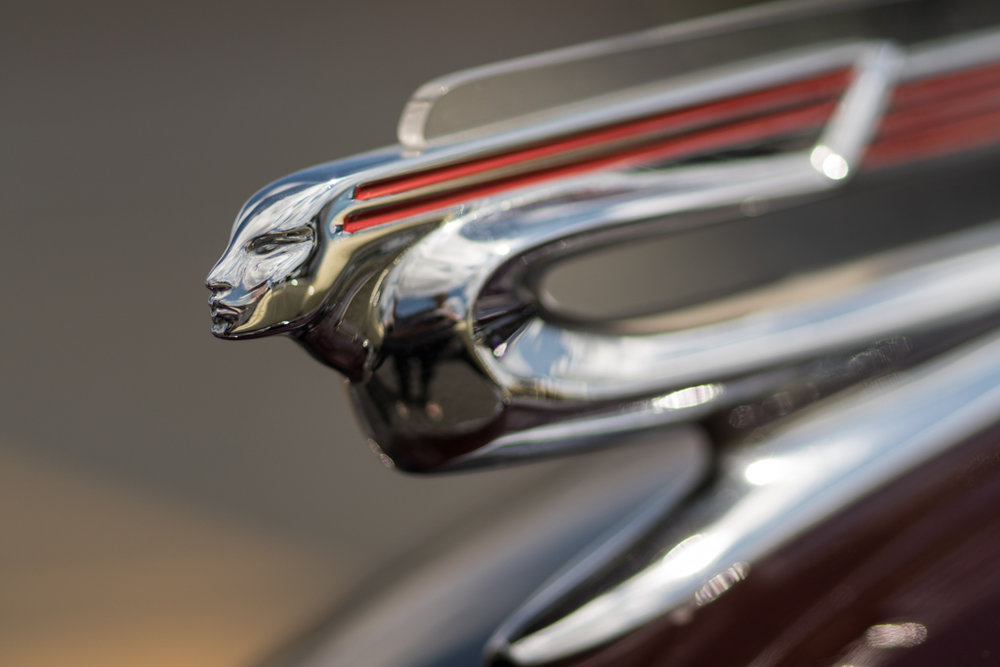 1941 chevy hood ornament