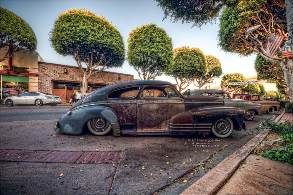 1942 chevy fleetline