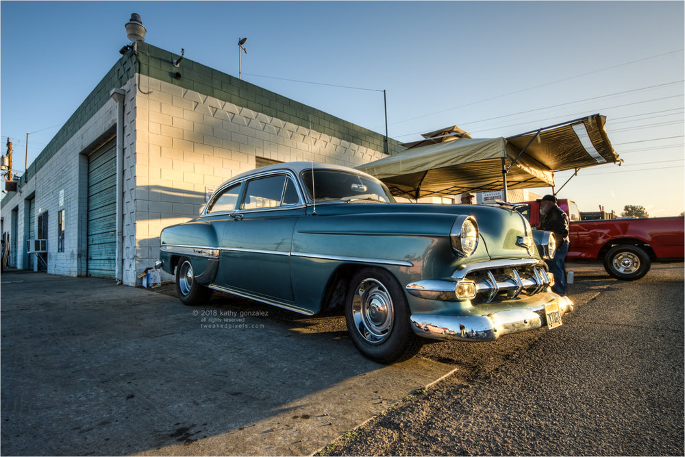 1954 chevy bel air