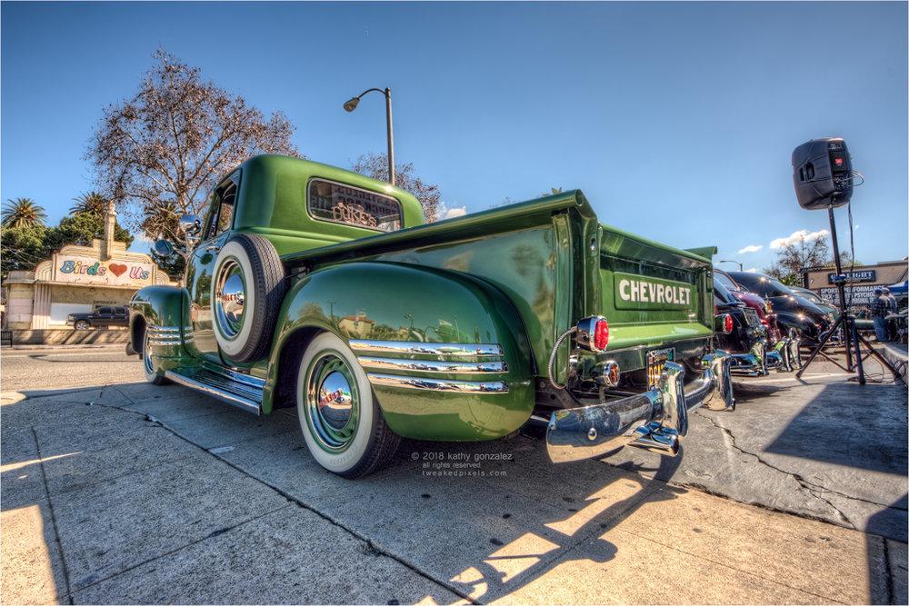 1951 chevy truck