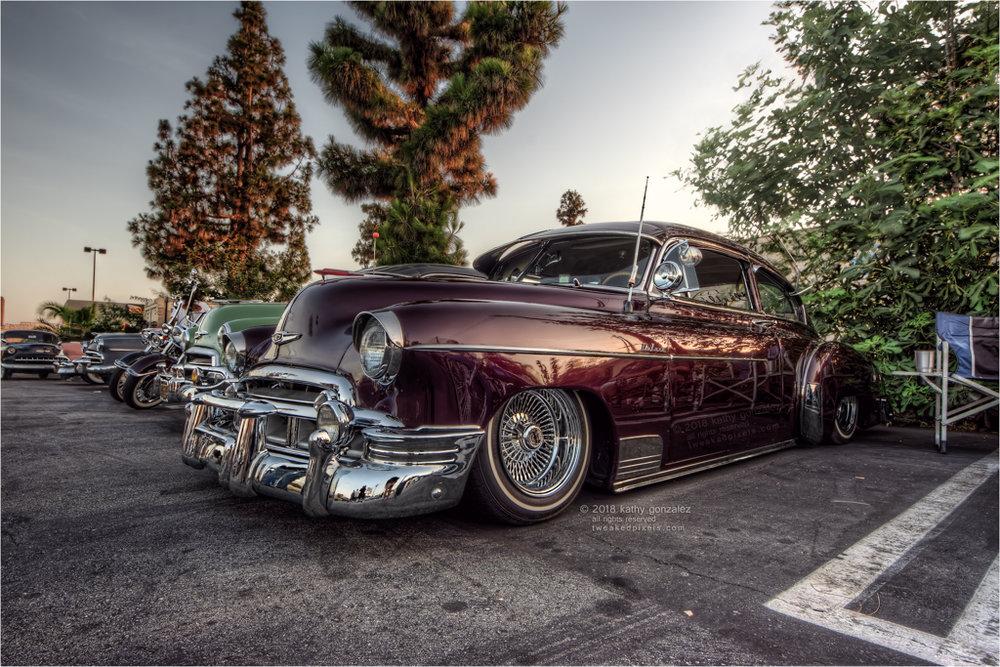 1950 chevy deluxe