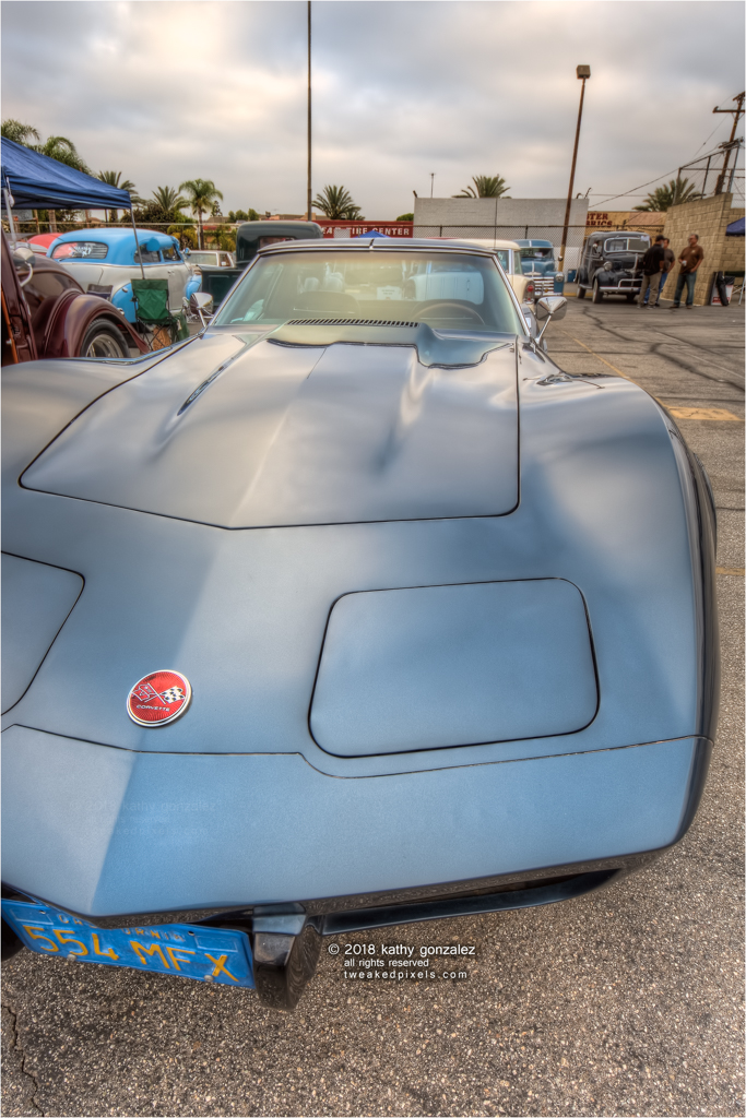 1972 corvette