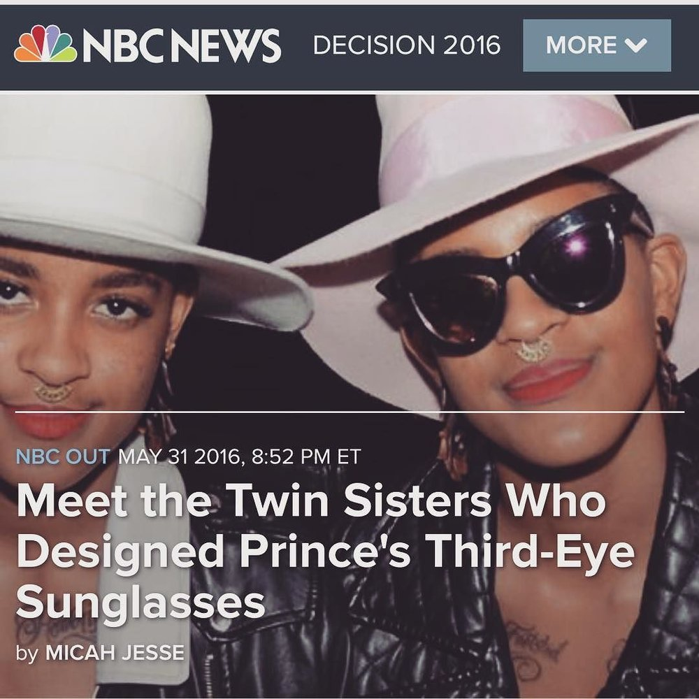 First feature on @NBCOUT now OUT @cocoandbreezy 😎😎 Link in bio ✖️ @nbcout @nbcout @nbcout #NBCOUT #cocoandbreezy #eyewear June 01, 2016 at 0253PM.jpg