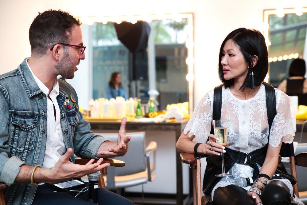 Micah Jesse interviews designer Marissa Webb