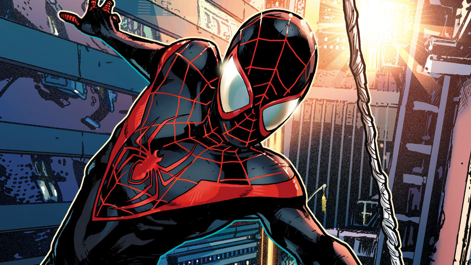 Look Out Here Come The Spider Men Miles Morales Is In The Mcu