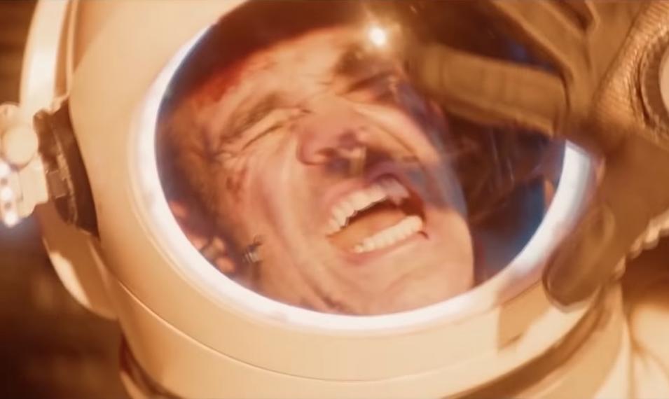 He Was Negan, Now He Is Astronaut  Steven Ogg Is Hurtling