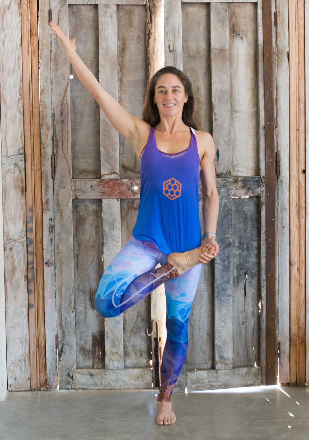 Casie Hall - Casie Hall is the owner of Nectar Flow Yoga in Spicewood, Texas. Her classes are informed by her interest in anatomy and alignment. With Casie we'll explore how the 5 elements relate to our health through the practice of asana and Ayurveda.Read her full bio here.