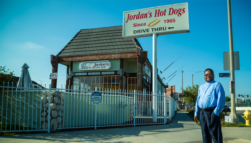 Hot Dogs & Burgers