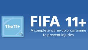 FIFA 11+ is a warm-up & movement prep program designed by the medical team at FIFA to reduce the occurrence of non-contact related injuries.  Grab the pdf here.