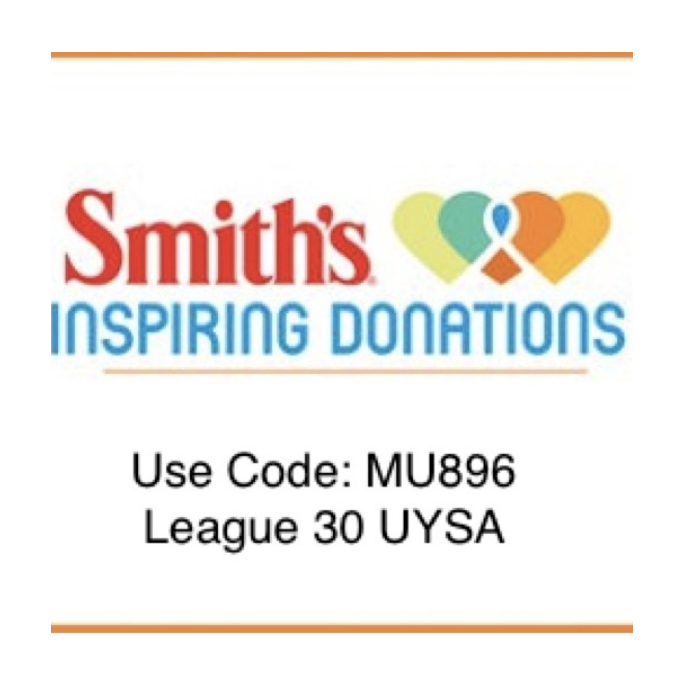 Link your Smith's Acct to support the L30 Scholarship Program.