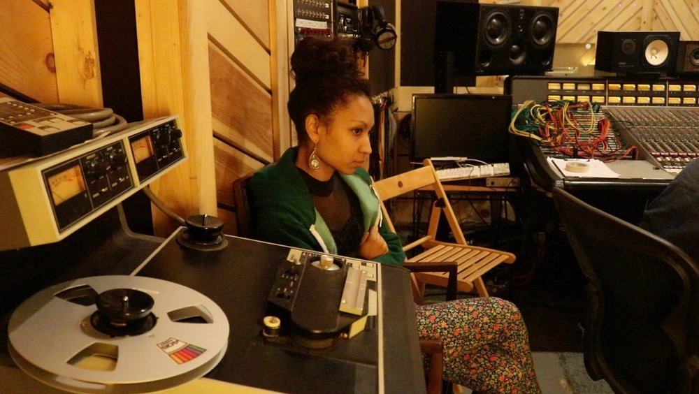 Lucia Jackson listening...