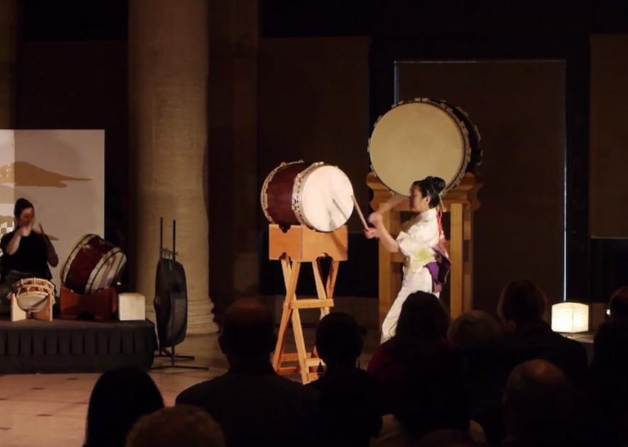 "2015.04.09 @ THE ASIAN ART MUSEUM. ""GEN: LEGACIES IN TRANSFORMATION"""