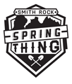 Smith Rock Spring Thing Logo