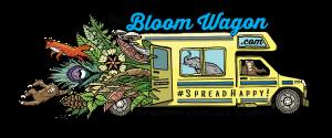 Bloom Wagon logo