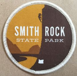 Smith Rock State Park patch