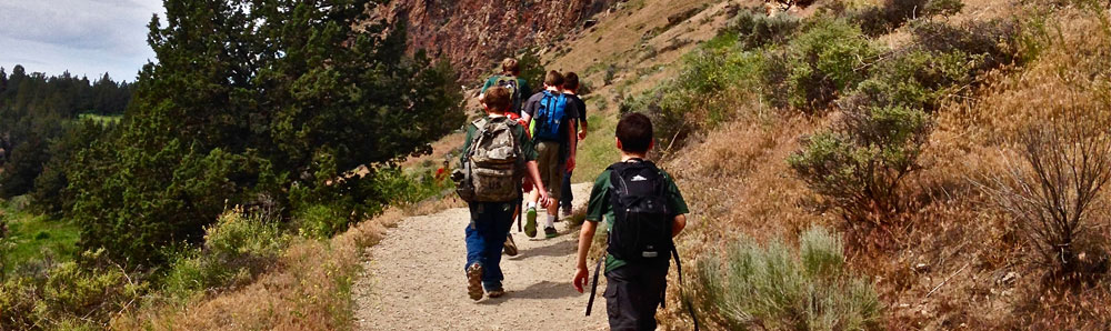 take a - hike