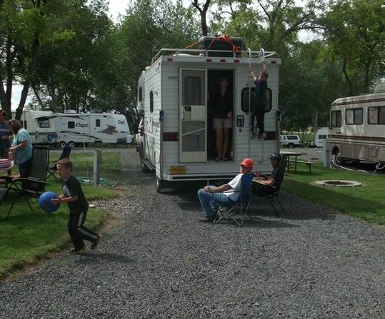 Redmond KOA RV Park area photo courtesy of Redmond | Central Oregon KOA