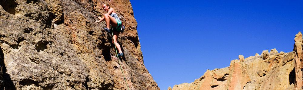 just - climb