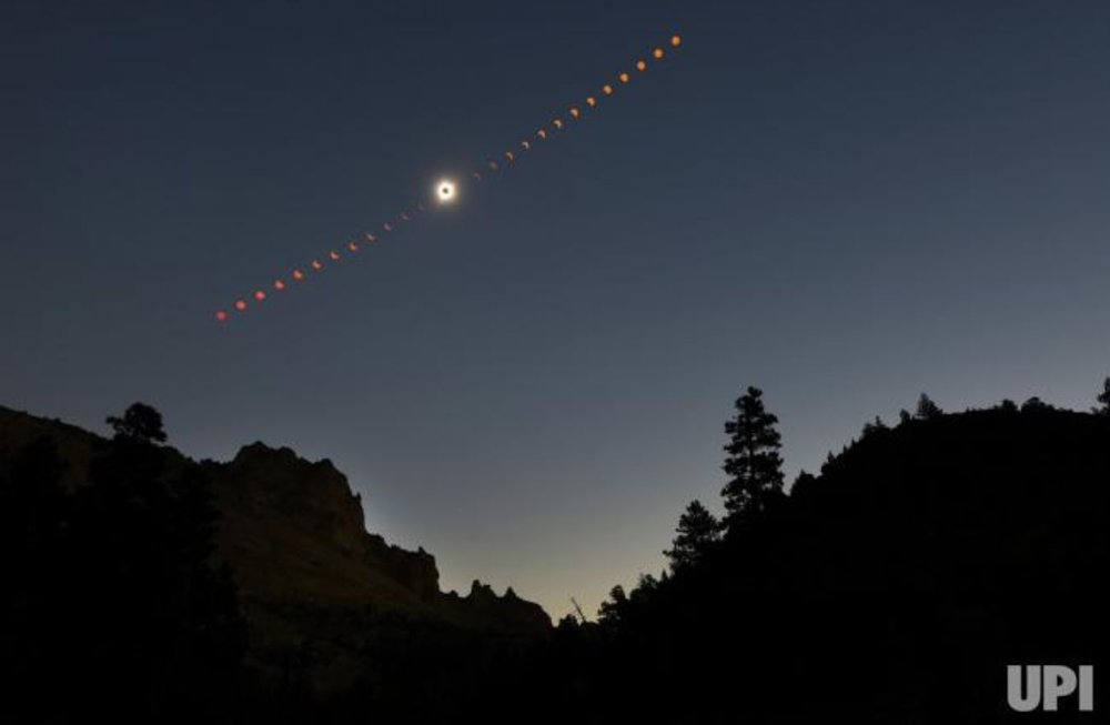 Timelapse of the Total Solar Eclipse at Smith Rock courtesy of our buddy Joe Marino from UPI