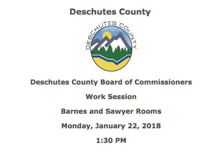 WATCH THE WORK SESSION—MAZAMA RANCH UPDATE STARTS AT 1:53:40