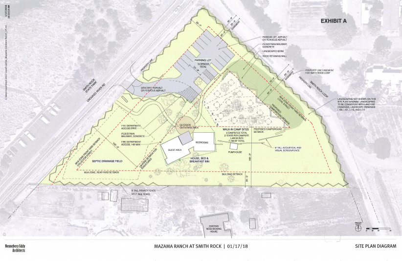 DOWNLOAD THE MODIFIED SITE PLAN and DIAGRAM REVISIONS OVERLAY