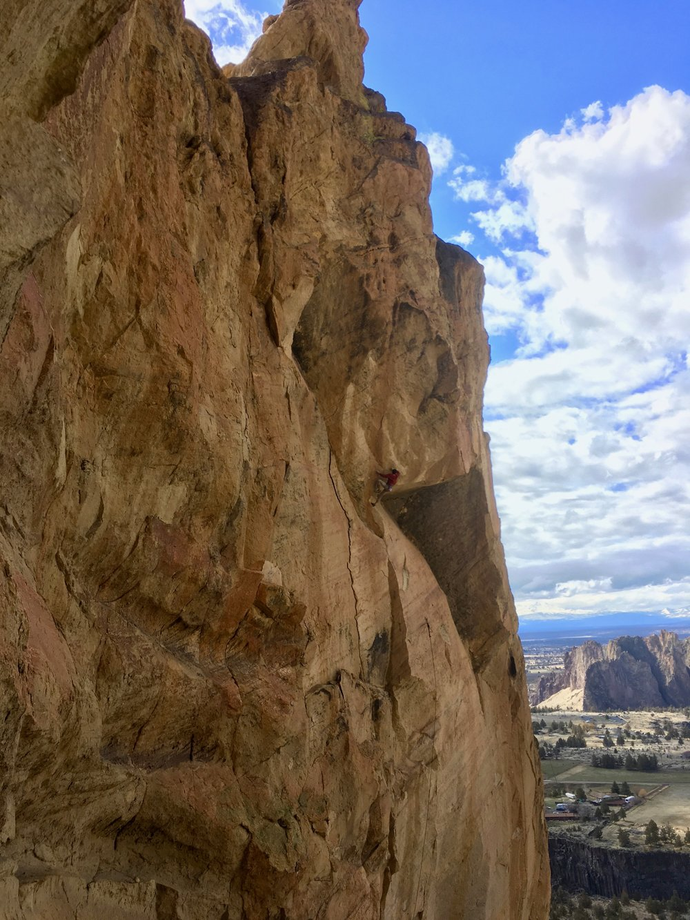 a tale of two climbing areas—recent route development at the monument and marsupials - APRIL 14, 2019