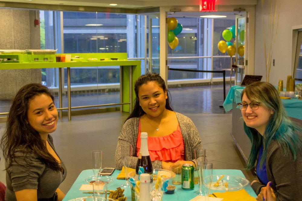 Accounting Society Banquet Spring 2017