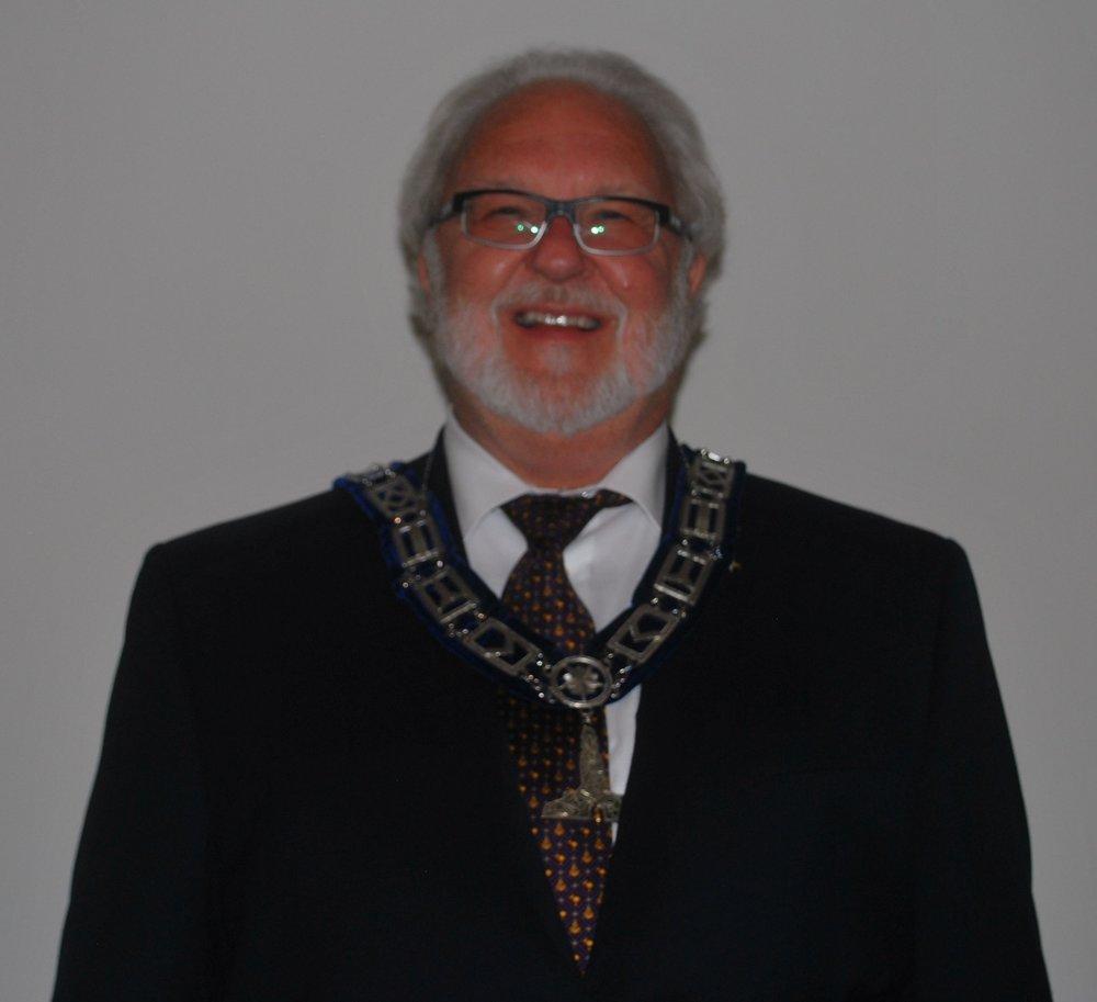 Ken Kuszmaul Senior Warden