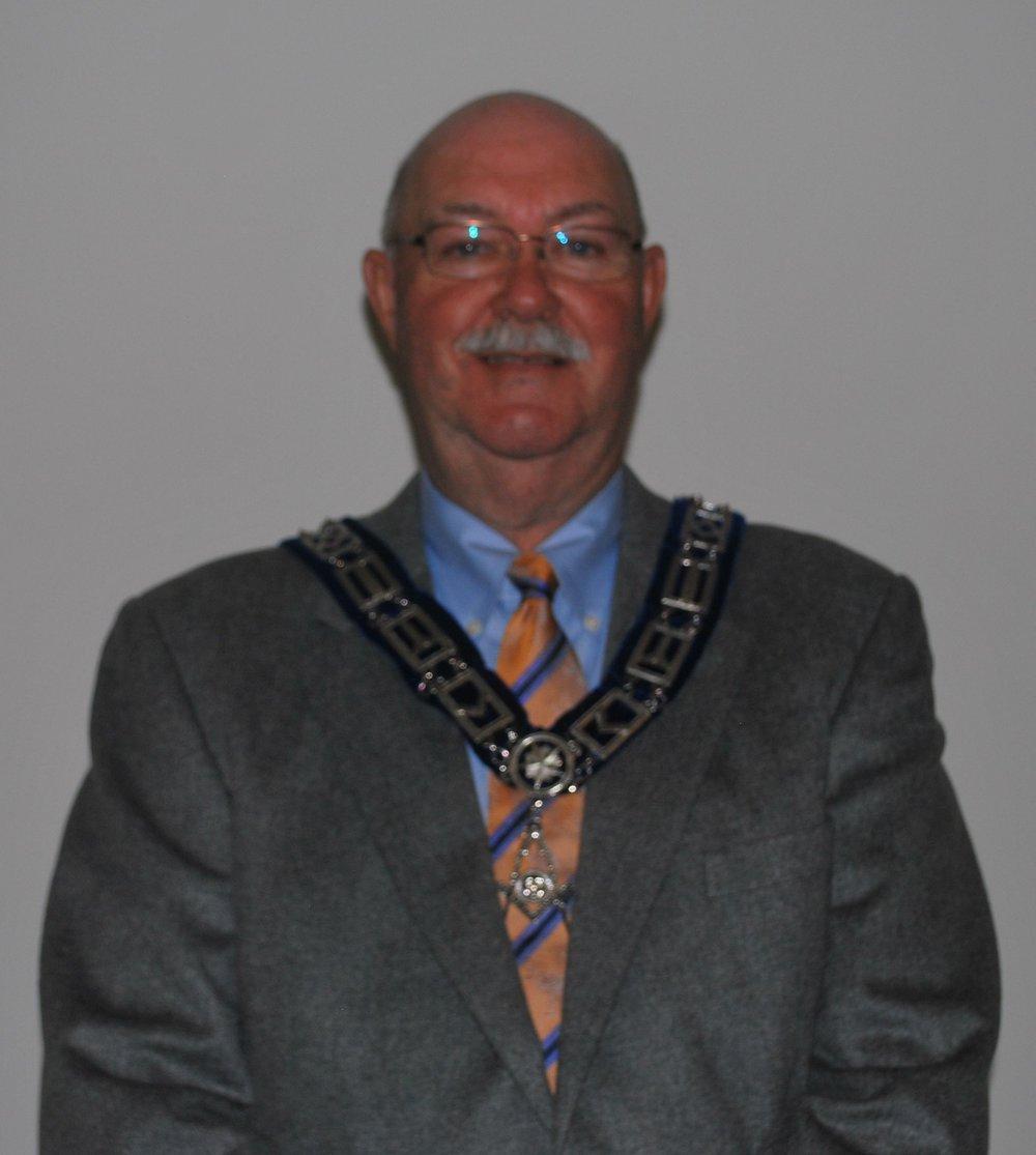 Steve Parris Senior Deacon