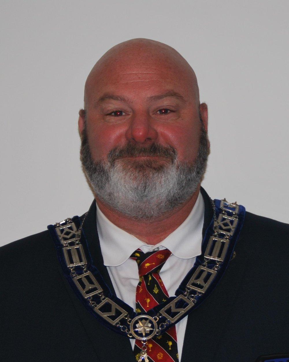 Senior Deacon    Carl Webb