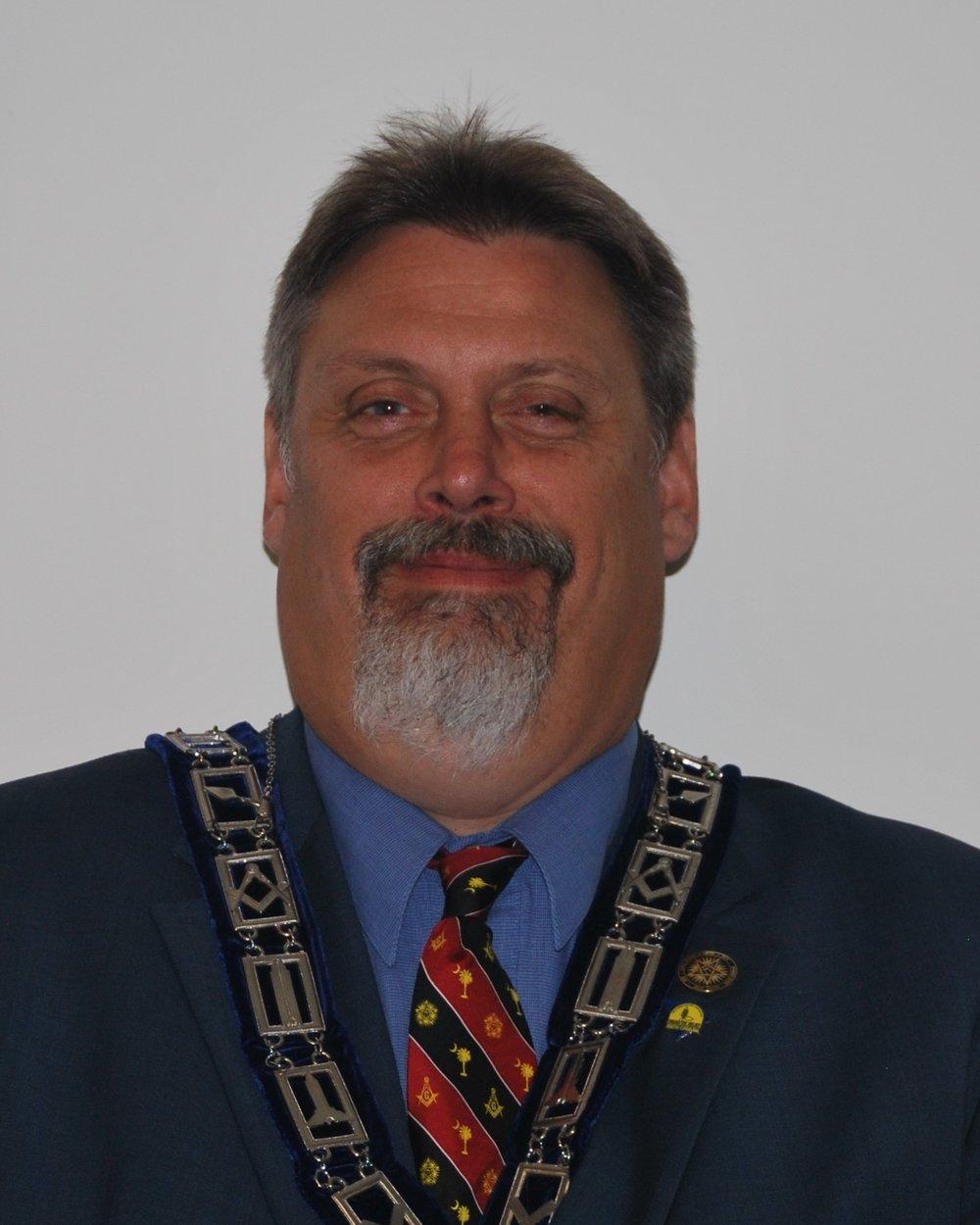 Steward    David Fisgus