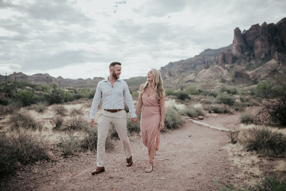 Lost Dutchman State Park Superstition Mountains Engagement-4.jpg